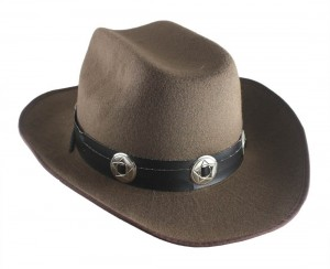 Old Style Cowboy Hats