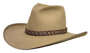 Old Western Hats