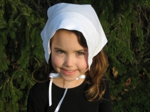 Pilgrim Girl Hat