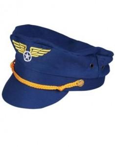 Pilot Captain Hat