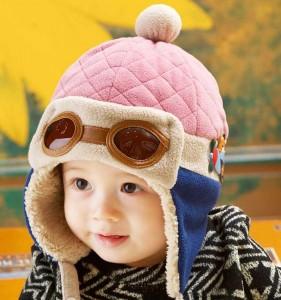 Pilot Hats for Babies