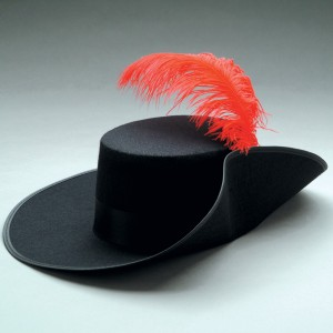 Pimp Hat Feather