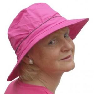 Rain Hats for Old Ladies