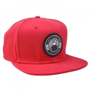 Red Versace Hat