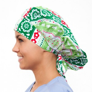 Scrub Hat Pattern