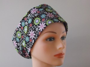 Scrub Hat Patterns