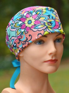 Scrub Hats for Women