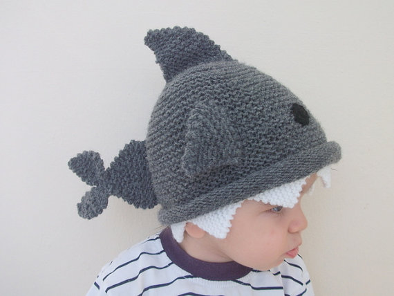 Shark Hats Tag Hats