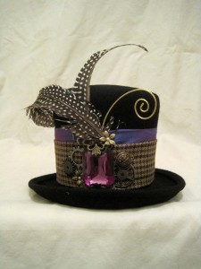 Steampunk Hats Female