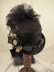 Steampunk Hats for Ladies