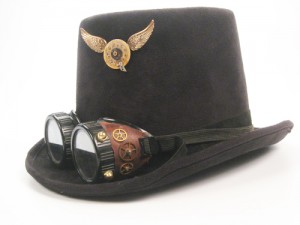Steampunk Hats for Men