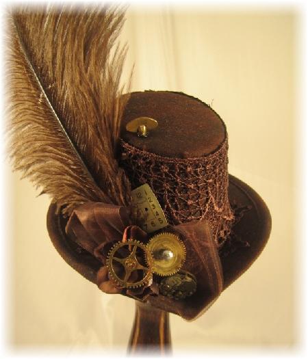 Steampunk Hats Tag Hats