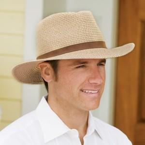 Straw Beach Hats for Men
