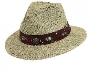 Straw Golf Hats for Men
