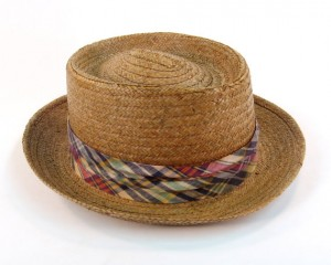 Straw Hat Mens