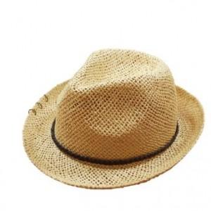 Summer Straw Hats for Men
