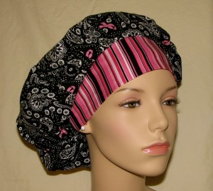 Surgical Scrub Hat Pattern