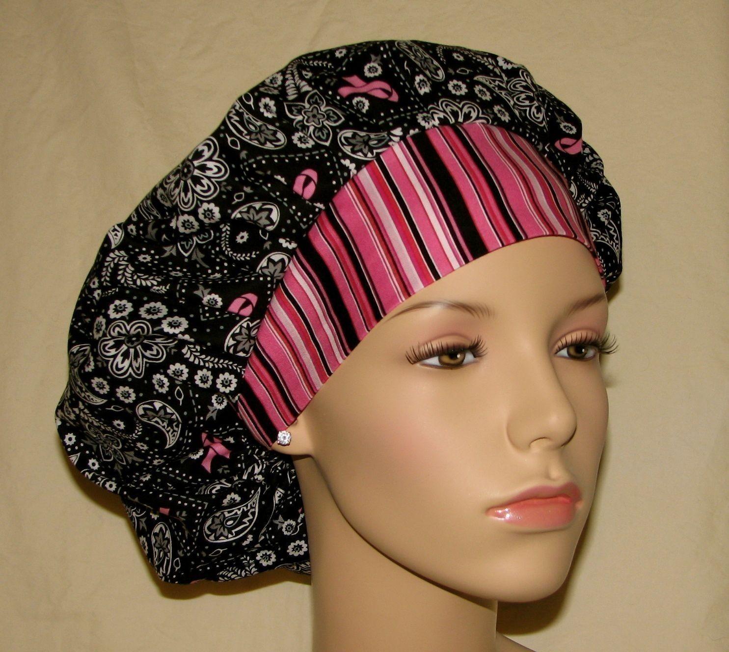 Surgical Scrub Hat Pattern