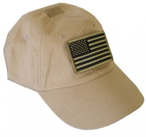 Tactical Flag Hat