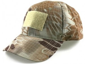 Tactical Hats with Velcro