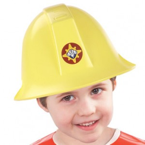 Toddler Fireman Hat