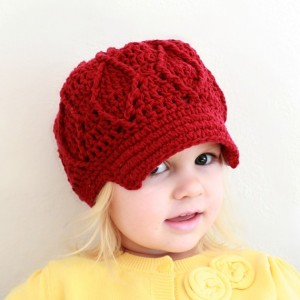 Toddler Newsboy Hat