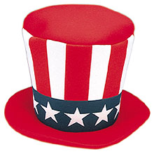 Uncle Sam Hat Image