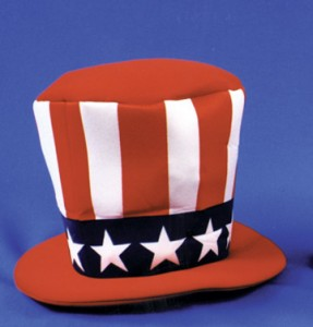 Uncle Sam Hat Photo