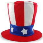 Uncle Sam Hats