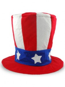 Uncle Sam Hats