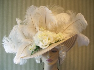 Victorian Hats Images