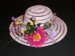 Victorian Tea Hats