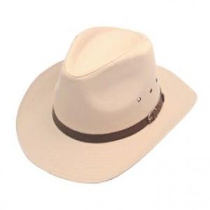 Wide Brim Cowboy Hat