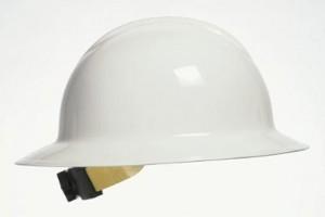 Wide Brim Hard Hat
