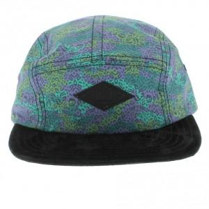 5 Panel Strapback Hats