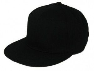 All Black Snapback Hats