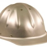 Aluminum Hard Hat