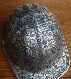 Aluminum Hard Hat Pictures