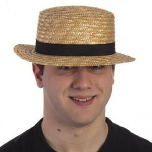 Amish Straw Hat Photos
