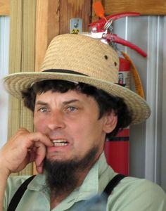 Amish Straw Hats Tag Hats