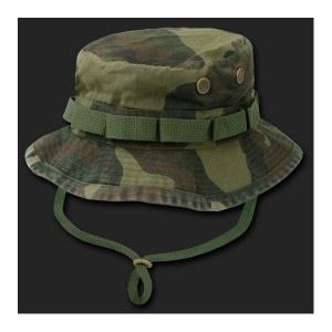 Army Camo Bucket Hat