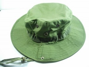 Army Green Bucket Hat