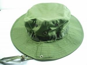 Army Green Bucket Hat