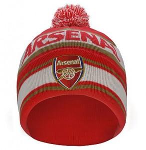Arsenal Bobble Hat