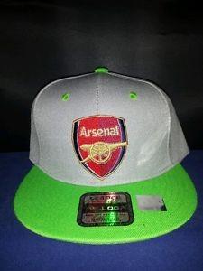 Arsenal Flat Brim Hat