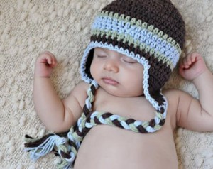 Baby Boy Winter Hat