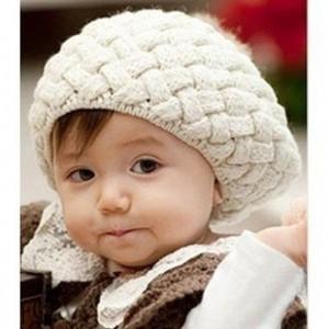 Baby Girl Winter Hat