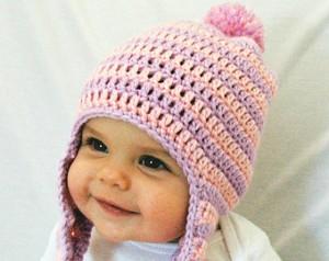 Baby Girl Winter Hats