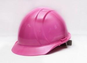 Baby Hard Hat Pink