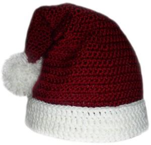 Baby Santa Hat Crochet